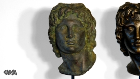 Alexander the Great, -300, Lost Bronze