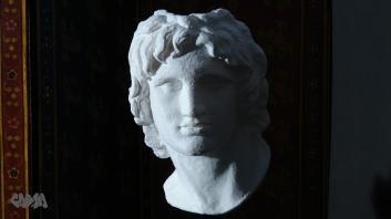 Alexander the Great Print Progress