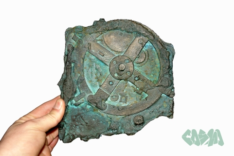 Antikythera_Mechanism_3D_Print_by_Cosmo_Wenman