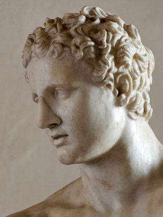 Head of the Ares Ludovisi