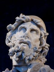 Odysseus from Sperlonga Group