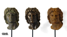 Portraits of Alexander the Great, -300, 1440, 1945