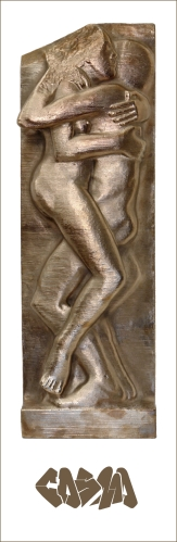 20131006 Ecstasy in Bronze by Cosmo Wenman