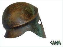 20131006 Pericles Helmet