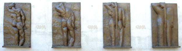 UCLA Matisse Bronzes