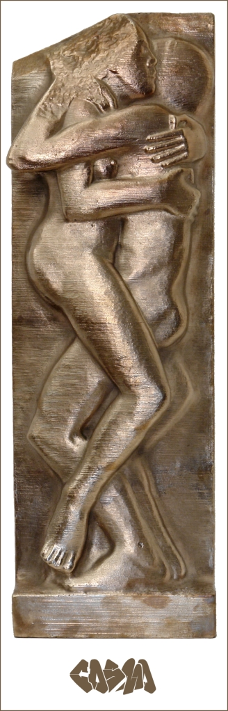 Eric Gill Ecstasy by Cosmo Wenman (large, close crop)