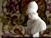 20140328 Athena of Velletri_2 3D Capture by Cosmo Wenman