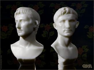 20140805f Augustus by CosmoWenman