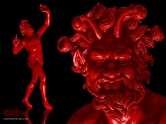 20141126 Dancing Faun of Pompeii 3D Scanned by CosmoWenman