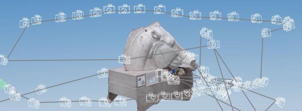 20200127 Parthenon Horse Camera Angles, Cosmo Wenman